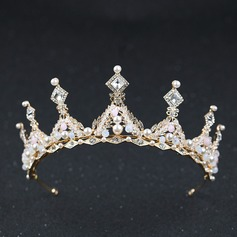Ladies Pretty Rhinestone/Alloy Tiaras With Rhinestone