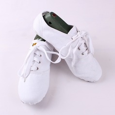 Women's Canvas Ballet Jazz Dance Shoes