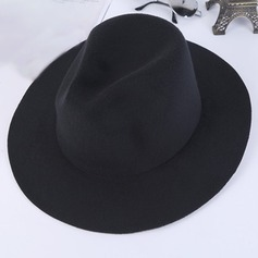 Ladies' Fashion Wool Blend Floppy Hat