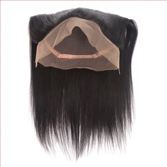 4A Non remy Straight Human Hair Closure (Sold in a single piece) 130g