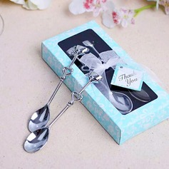 Silver Chrome Demitasse Spoons (2pcs/box)