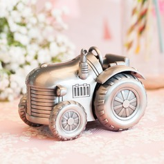 Car Shaped Tin Alloy Piggy Bank