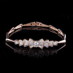 Gorgeous Alloy With Austrian Crystal Ladies' Bracelets