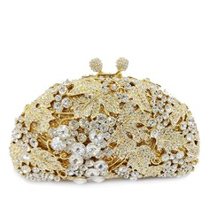 Gorgeous Alloy Clutches/Luxury Clutches