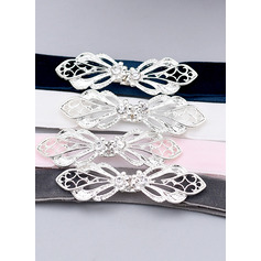 Elastic Sash With Alloy