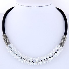 Shining Alloy Women's Fashion Necklace (Sold in a single piece)