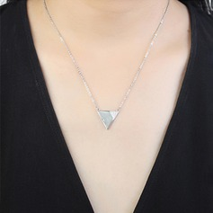 Fashional Copper/Zircon/Gold Plated/Silver Plated/Rose Gold Plated With Cubic Zirconia Necklaces