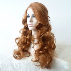 Loose Wavy Synthetic Wigs Lace Front Wigs