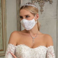 Non-Medical Satin Reusable Face Masks With Adjustable Loop (301252447)
