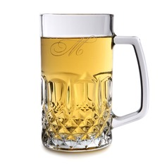 Personalized Attractive Glass Beer Mug (129061751)