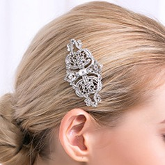 Ladies Nice Alloy Combs & Barrettes