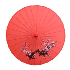 Fabric Wedding Umbrellas