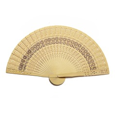 Amazing Sandalwood Hand fan  (051055109)