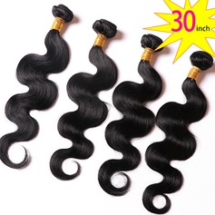 30 inch 8A Brazilian Human virgin Hair body Wave 50g/pcs