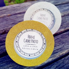 Resin Fotoramar/Handskrivna alfabetet Stamp Set