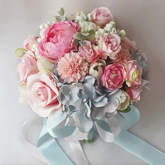 Lovely Satin Bridal Bouquets/Bridesmaid Bouquets -