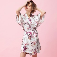 Viscose Fiber Fascinating Feminine Sleepwear
