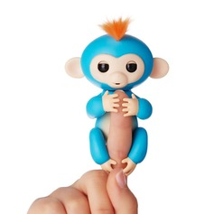 Mini Finger-tip Monkey Smart Electric Touch Motion Monkey Kids Toys Acrylic/Polyester (051139987)