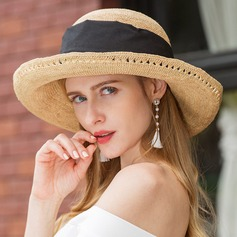 Ladies' Hottest Raffia Straw Straw Hat