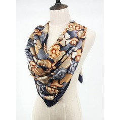 Floral Square/Oversized Scarf