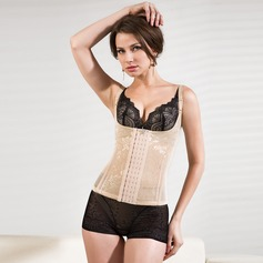 Cotton/Chinlon Detachable Straps Shapewear