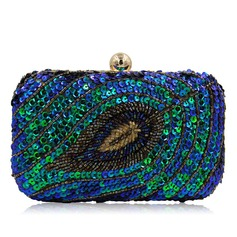 Attractive Beading Clutches/Minaudiere