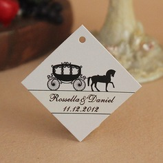 Personalized Carriage Hard Card Paper