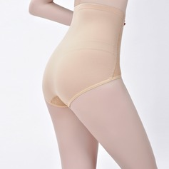 Women Sexy Chinlon/Nylon Breathability/Butt Lift High Waist Panties Shapewear