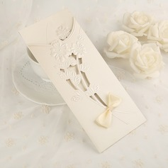 Classic Style Side Fold Invitation Cards  (114091463)