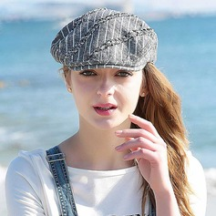 Ladies' Beautiful Cotton Beret Hat