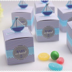Cubic Favor Boxes