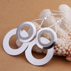 Gorgeous Silver Plated Ladies' Fashion Earrings