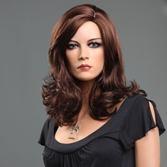 Loose Wavy Synthetic Hair Capless Wigs 160g