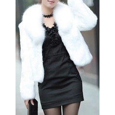 Faux Fur Fashion Wrap (013147288)