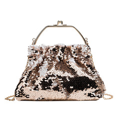 Charming/Shining Sequin Top Handle Bags/Bridal Purse/Evening Bags