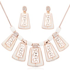 Fashional Alloy Women's/Ladies' Jewelry Sets