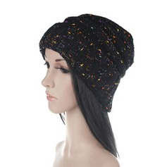 Ladies' Lovely/Simple Polyester Beanie/Slouchy