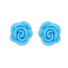 Beautiful Alloy Resin Women's Fashion Earrings