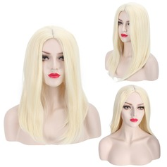 Straight Synthetic Hair Cosplay/Trendy Wigs 280g