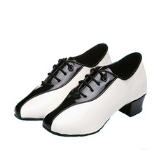Men's Sneakers Latin Modern Swing Dance Shoes