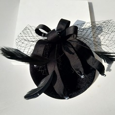 Ladies' Special Cotton With Tulle Fascinators/Tea Party Hats