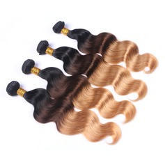 3A Body Human Hair Human Hair Weave (Sold in a single piece) (235141075)