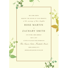 Peaceful Glade Wedding Cards