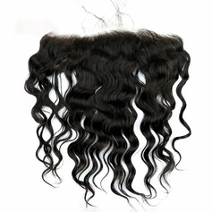 5A Virgin/remy Water Wave Human Hair Closure (Sold in a single piece) 100g