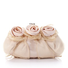 Gorgeous Silk/Tulle Clutches