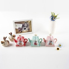 Creative/Magic/Lovely Card Paper Favor Boxes With Ribbons