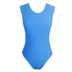 Beautiful Solid Color One-piece