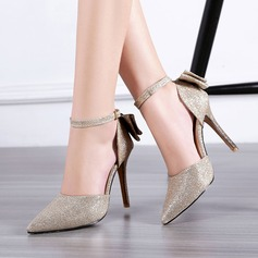 Women's Leatherette Stiletto Heel