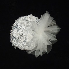Ladies' Gorgeous Rhinestone/Tulle Fascinators