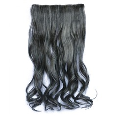 Loose Synthetic Hair Clip in Hair Extensions (Sold in a single piece) 120g